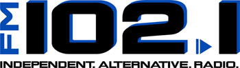 FM 102.1 Independent. Alternative. Radio.